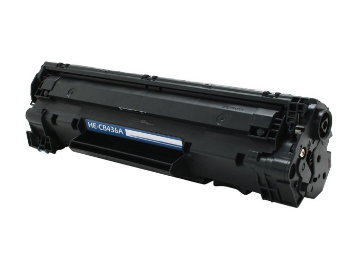 Compatible HP CB436A (36A) Black Toner Cartridge