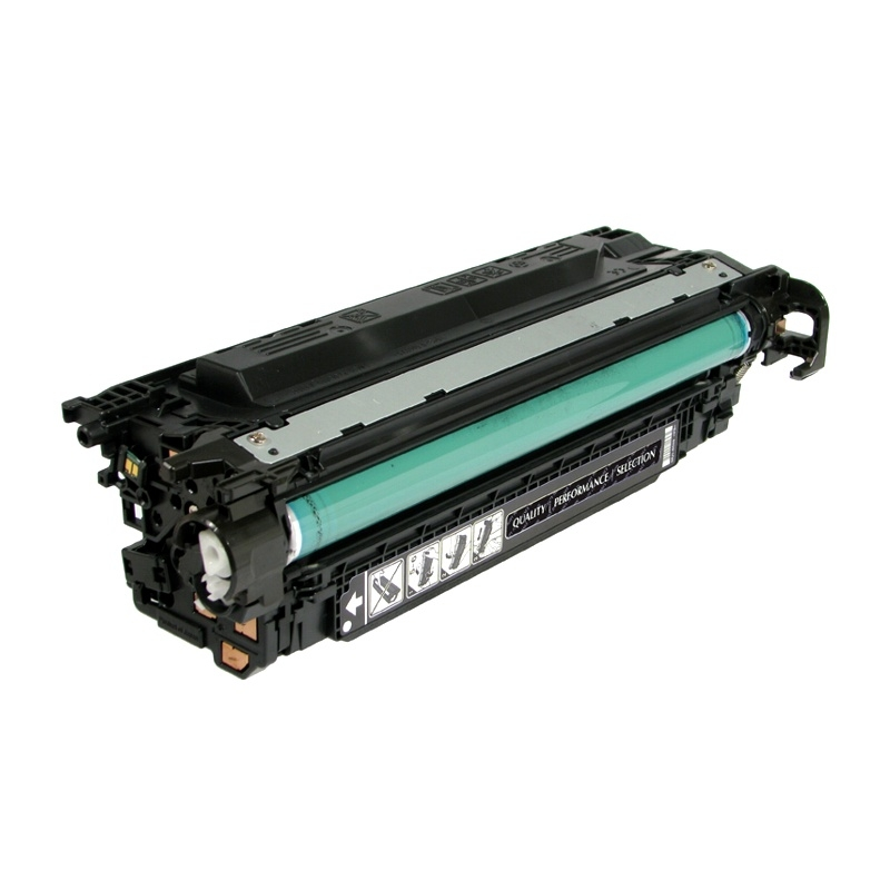 Compatible HP CE250X (504X) Black Toner Cartridge - High Yield