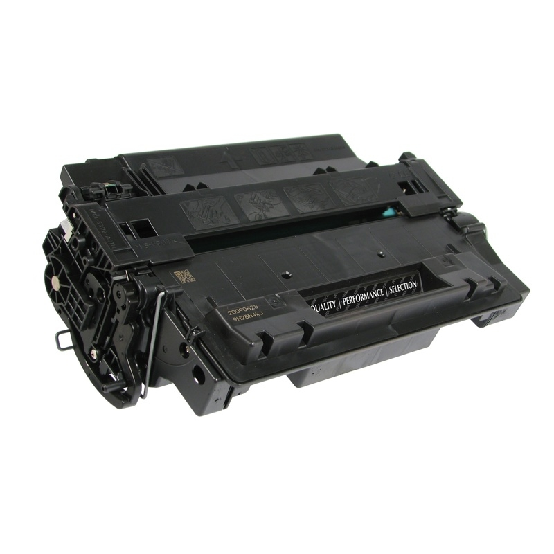 Compatible HP CE255X (55X) Black Toner Cartridge