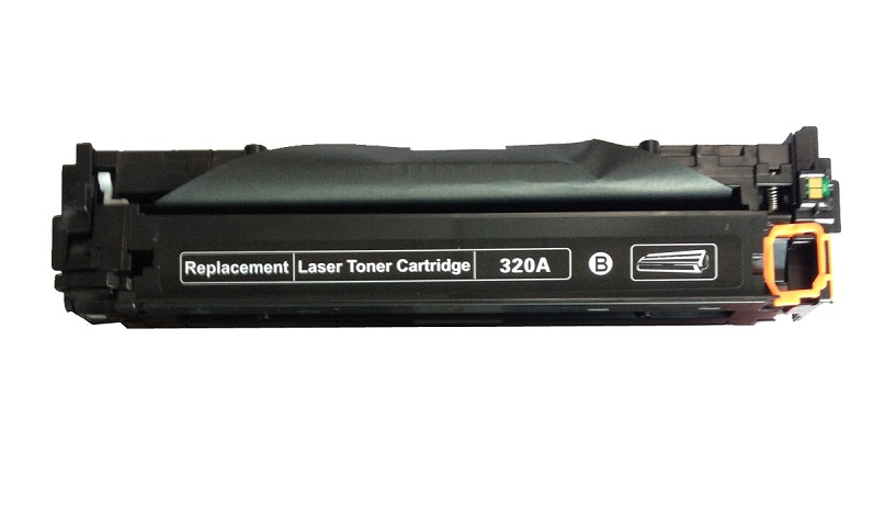 Compatible HP CE320A (128A) Black Toner Cartridge