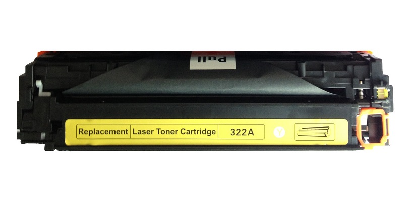 Compatible HP CE322A (128A) Yellow Toner Cartridge
