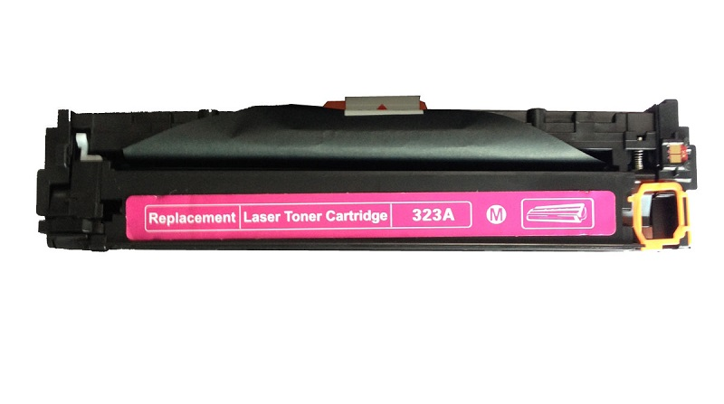 Compatible HP CE323A (128A) Magenta Toner Cartridge