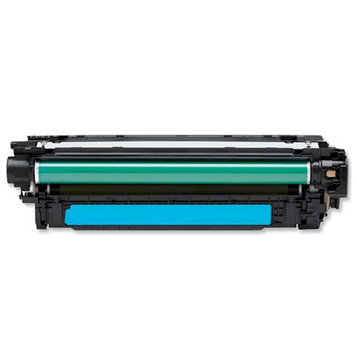Compatible HP CE401A (507A) Cyan All-in-One Print Cartridge