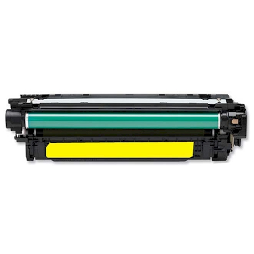 Compatible HP CE402A (507A) Yellow All-in-One Print Cartridge