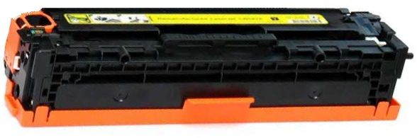 Compatible HP CE412A (305A) Yellow Toner / Drum Cartridge