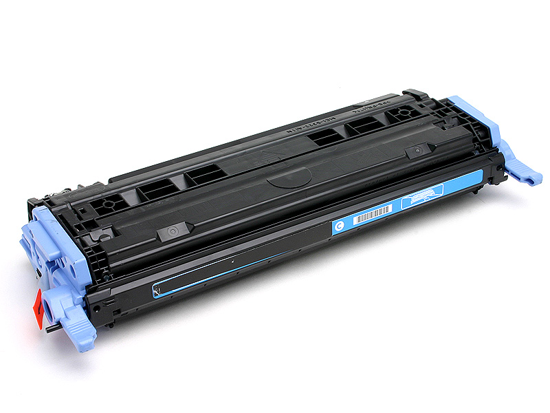 Compatible HP Q6001A (124A) Cyan Toner / Drum Cartridge