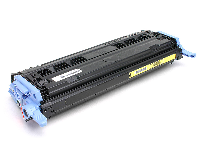 Compatible HP Q6002A (124A) Yellow Toner / Drum Cartridge