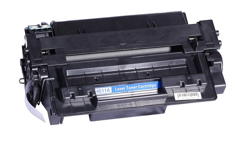 Compatible HP Q6511A Black Toner Cartridge