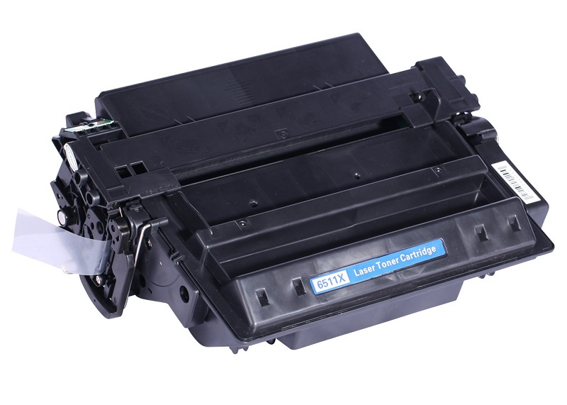 Compatible HP Q6511X (11X) Black Toner Cartridge - High Yield