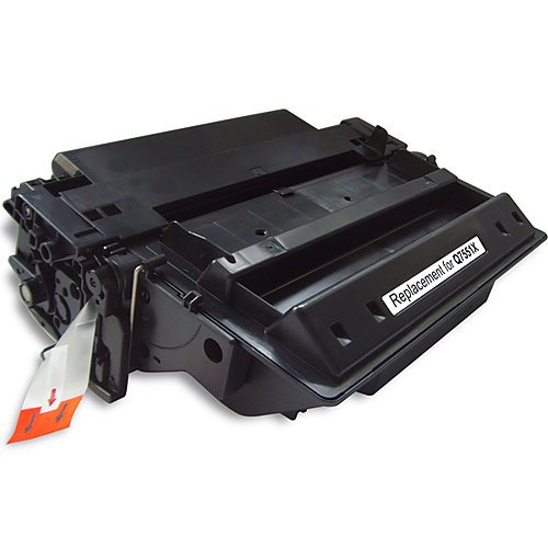 Compatible HP Q7551X (51X) Black Toner Cartridge - High Yield
