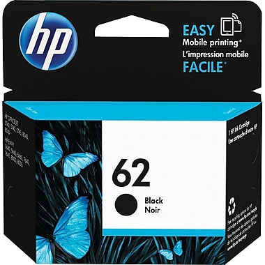 HP C2P04AN (62) Black Ink Cartridge