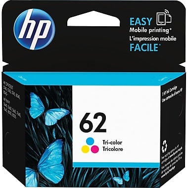 HP C2P06AN (62) Color Ink Cartridge