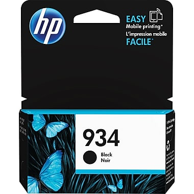 HP C2P19AN (934) Black Ink Cartridge
