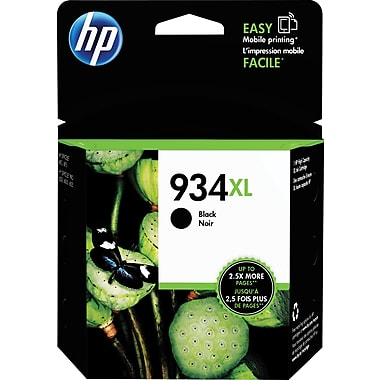 HP C2P23AN (934XL) Black Ink Cartridge