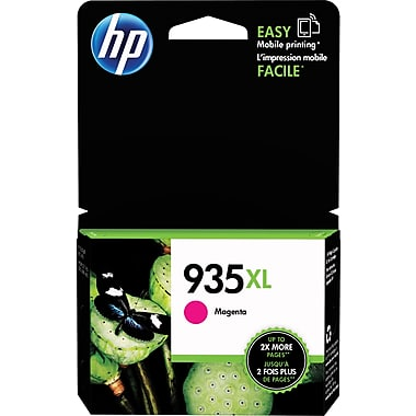 HP C2P25AN (935XL) Magenta Ink Cartridge