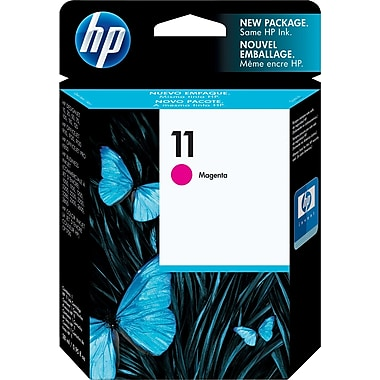 HP C4837A (11) Magenta Ink Cartridge