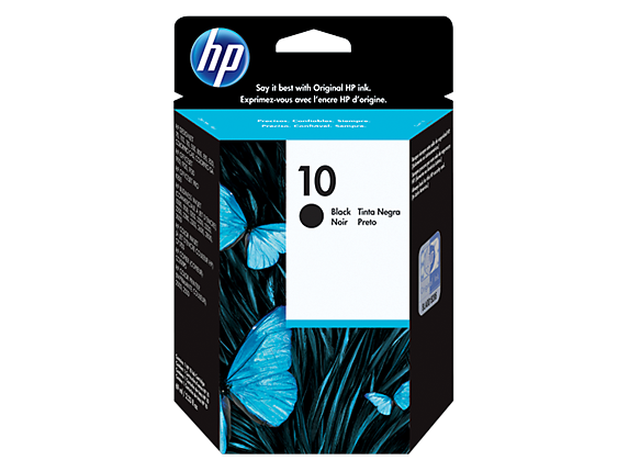 HP C4844A (10) Black Ink Cartridge