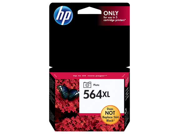 HP CB322WN (564XL) Photo Black Ink Cartridge