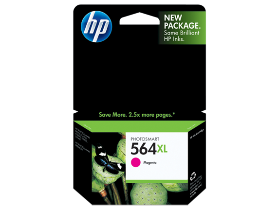 HP CB324WN (564XL) Magenta Ink Cartridge