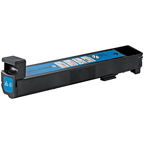 Compatible HP CB381A (824A) Cyan Toner Print Cartridge