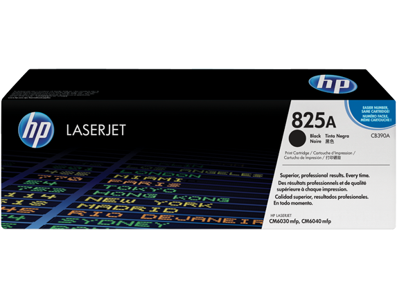 HP CB390A (825A) Black Toner Cartridge