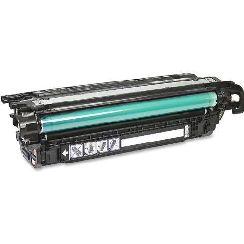 Compatible HP CE260X (647A) Black Toner Cartridge