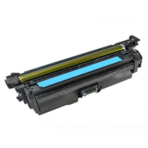 Compatible HP CE261A (648A) Cyan Toner Cartridge