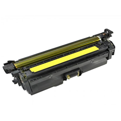 Compatible HP CE262A (648A) Yellow Toner Cartridge