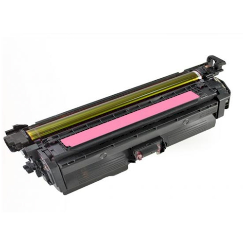 Compatible HP CE263A (648A) Magenta Toner Cartridge