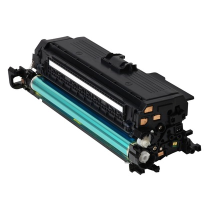 Compatible HP CE264X Black Hi Yield Toner Cartridge