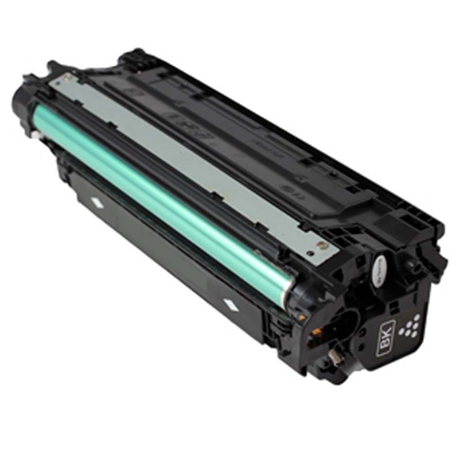 Compatible HP CE270A (650A) Black Toner Cartridge