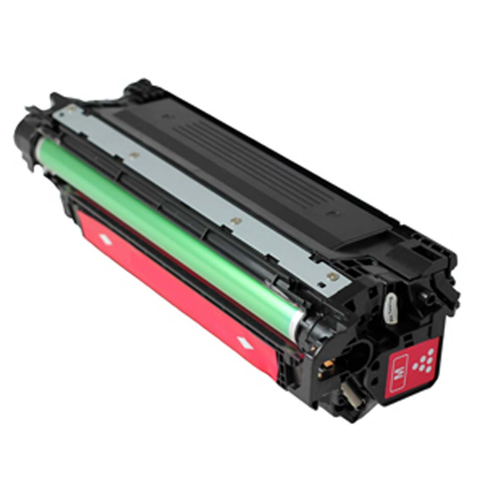 Compatible HP CE273A (650A) Magenta Toner Cartridge
