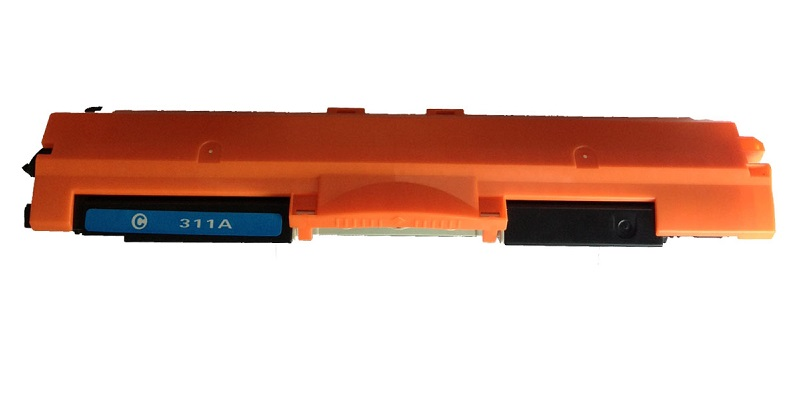 Compatible HP CE311A (126A) Cyan Toner Cartridge