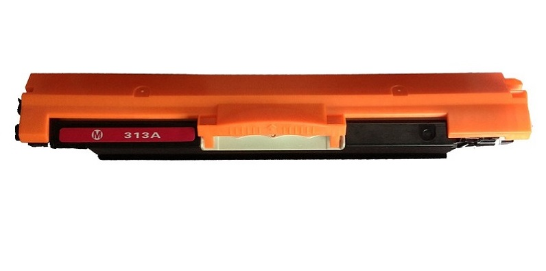 Compatible HP CE313A (126A) Magenta Toner Cartridge