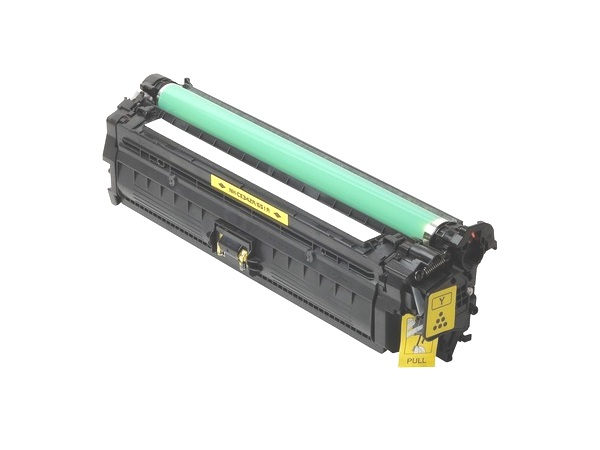Compatible HP CE342A (HP 651A) Yellow Toner Cartridge