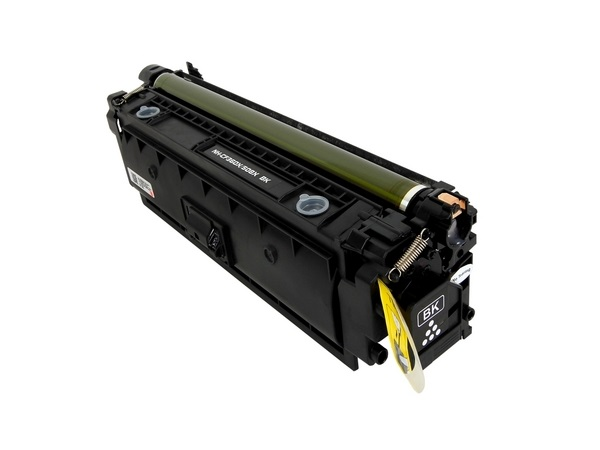 Compatible HP CF360X (508X) Black High Yield Toner Cartridge