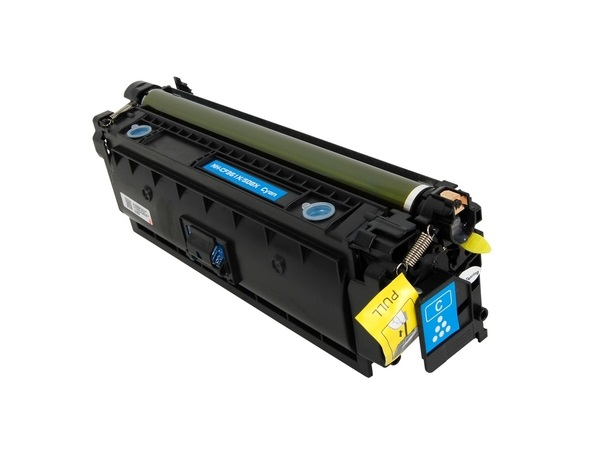 Compatible HP CF361X (508X) Cyan High Yield Toner Cartridge