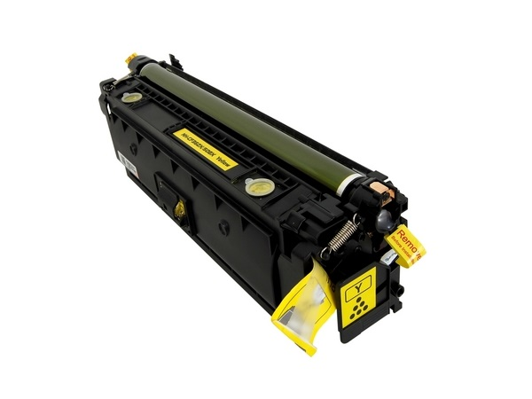 Compatible HP CF362X (508X) Yellow High Yield Toner Cartridge