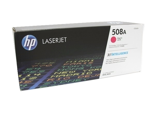 HP CF363A (508A) Magenta Standard Yield Toner Cartridge
