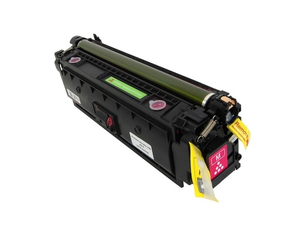 Compatible HP CF363X (508X) Magenta High Yield Toner Cartridge