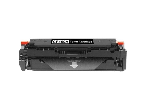 Compatible HP CF450A (655A) Black Toner Cartridge