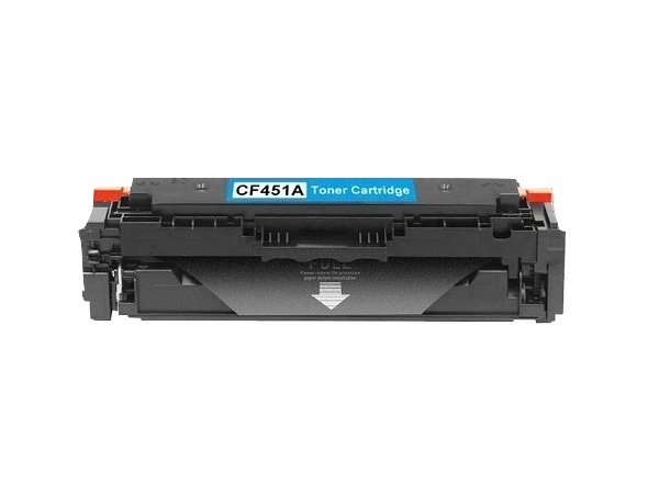 Compatible HP CF451A (655A) Cyan Toner Cartridge