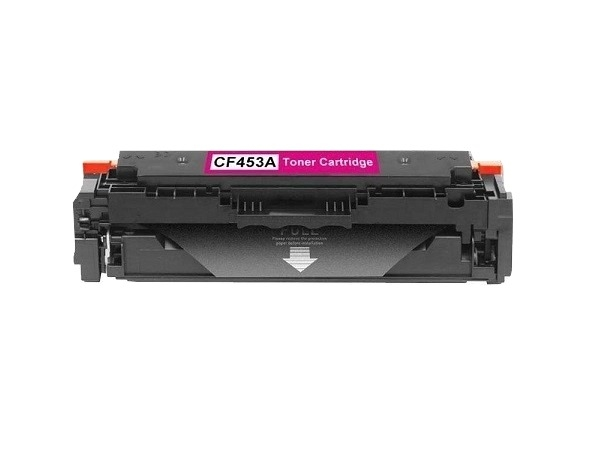 Compatible HP CF453A (655A) Magenta Toner Cartridge