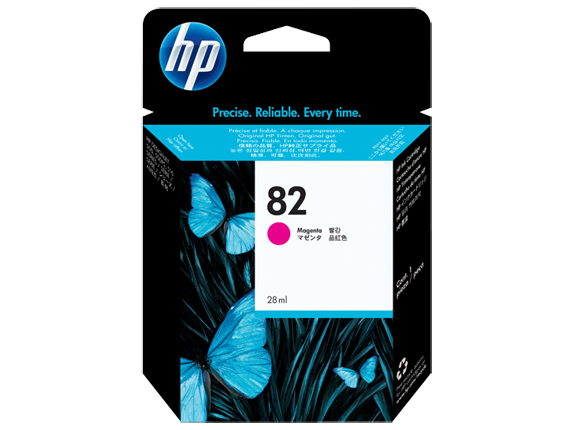 HP CH567A (82) Magenta Ink Cartridge