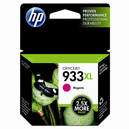 HP CN055AN (933) Magenta Ink Cartridge