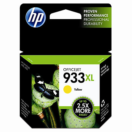 HP CN056AN (933) Yellow Ink Cartridge
