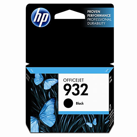 HP CN057AN (932) Black Ink Cartridge