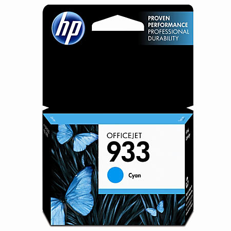 HP CN058AN (933) Cyan Ink Cartridge