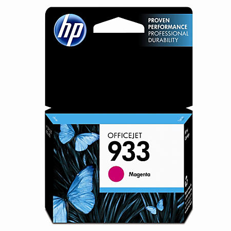 HP CN059AN (933) Magenta Ink Cartridge