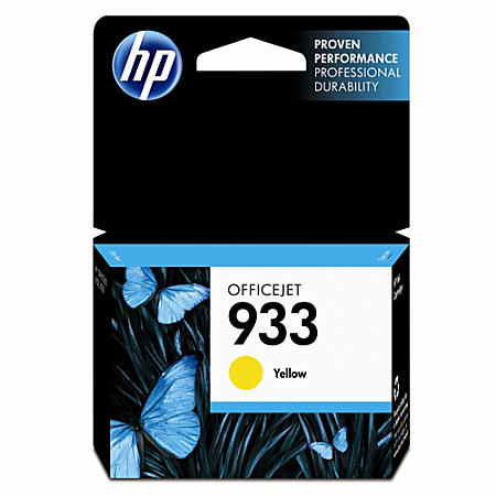 HP CN060AN (933) Yellow Ink Cartridge